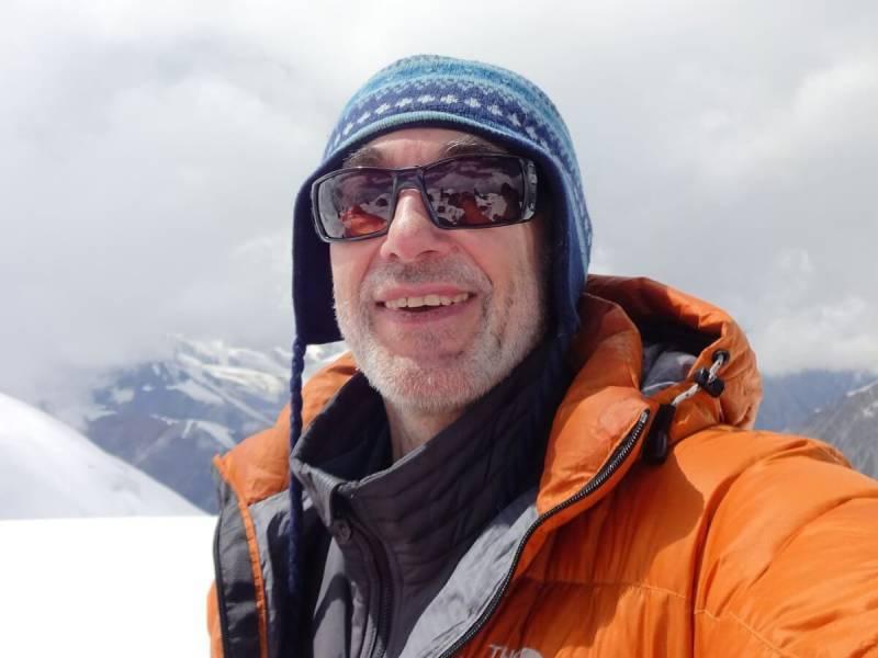 Russian-American climber found dead on Pakistan's Pastore Peak