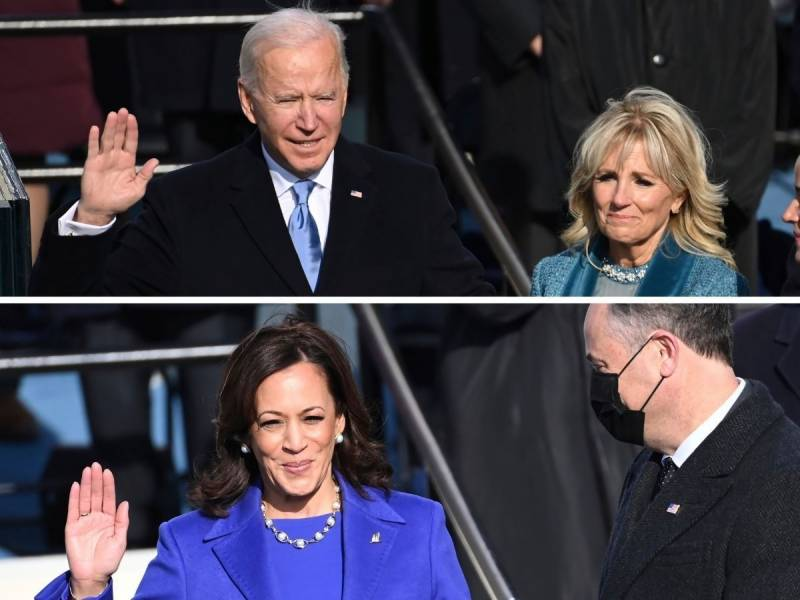 Biden sworn in as 46th US President; Harris becomes first black, female vice president