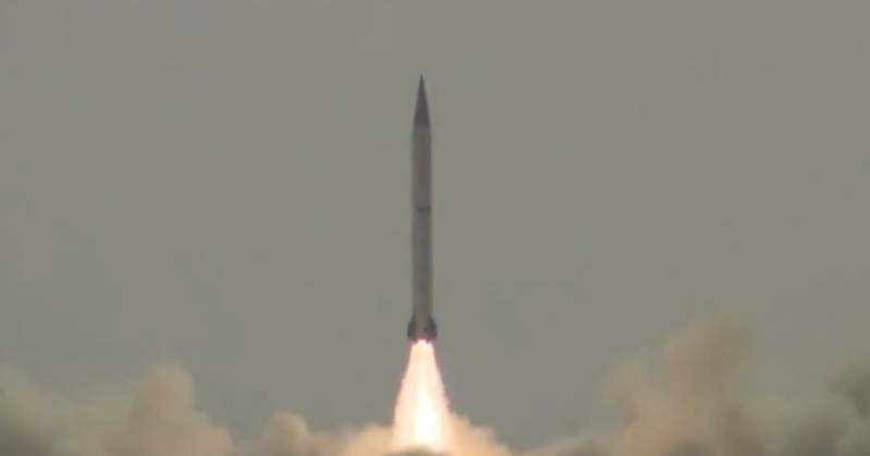 Pakistan successfully test-fires Shaheen-III surface-to-surface ballistic missile (VIDEO)