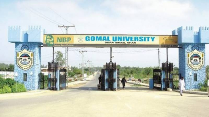 Another Gomal University professor dismissed over sexual harassment