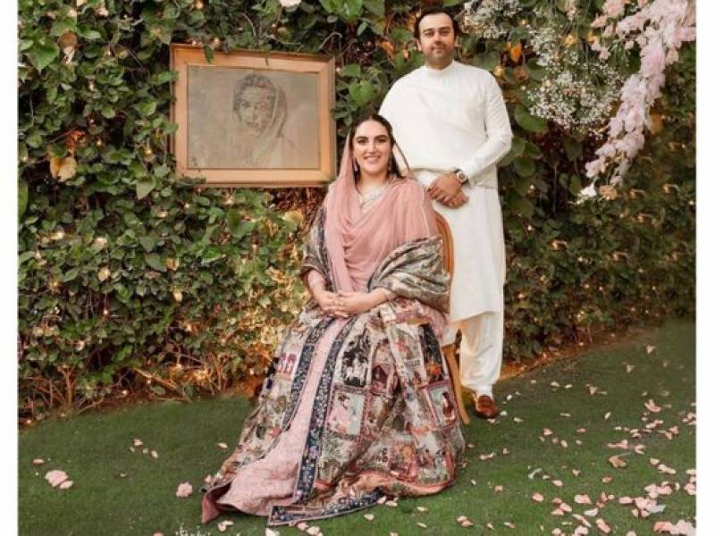 Wedding festivities kick in for Bakhtawar-Mahmood as groom lands in Karachi