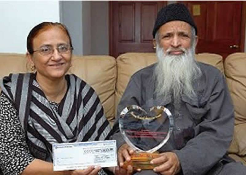 Bilquis Edhi nominated for 'Person of two Decades' award