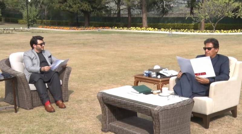 Javed Afridi meets PM Imran to discuss of foreign direct investment in Pakistan