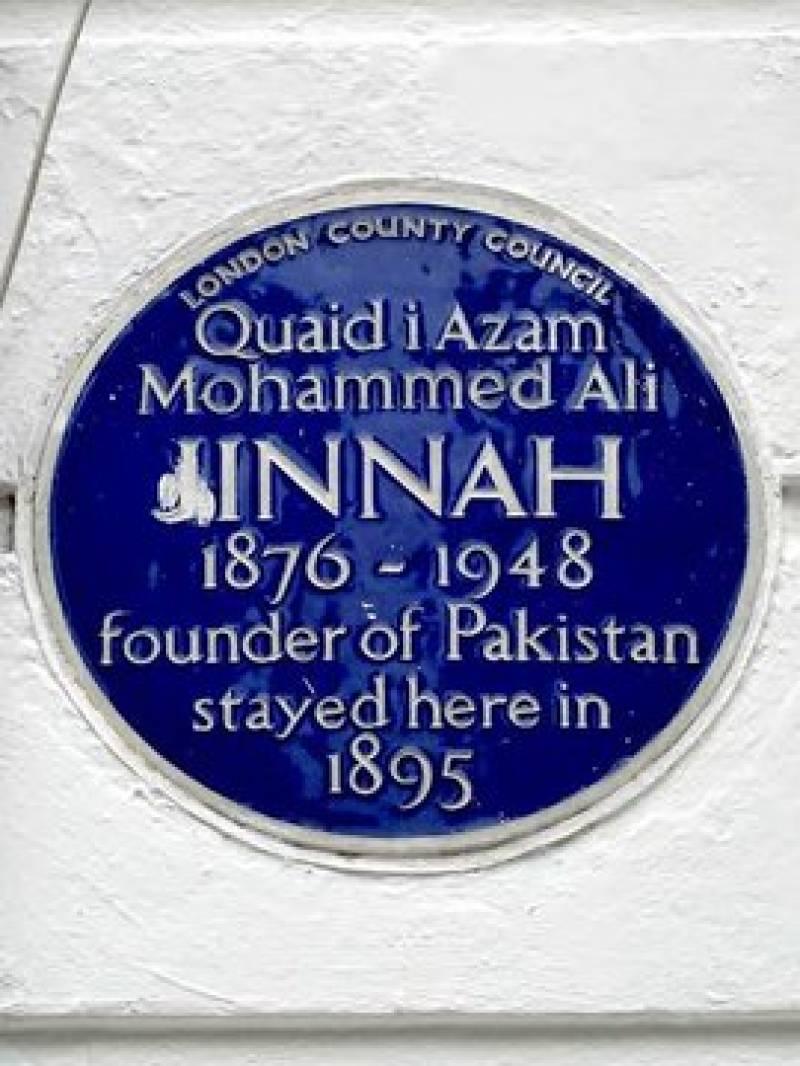 Jinnah – Foreign Ministry celebrates Pakistan's founder through #FootprintFriday