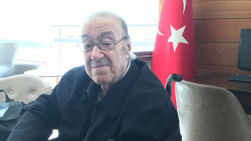 Last heir to Ottoman Empire throne passes away in Syria