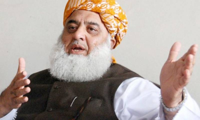 NAB summons Fazlur Rehman's son-in-law to declare assets