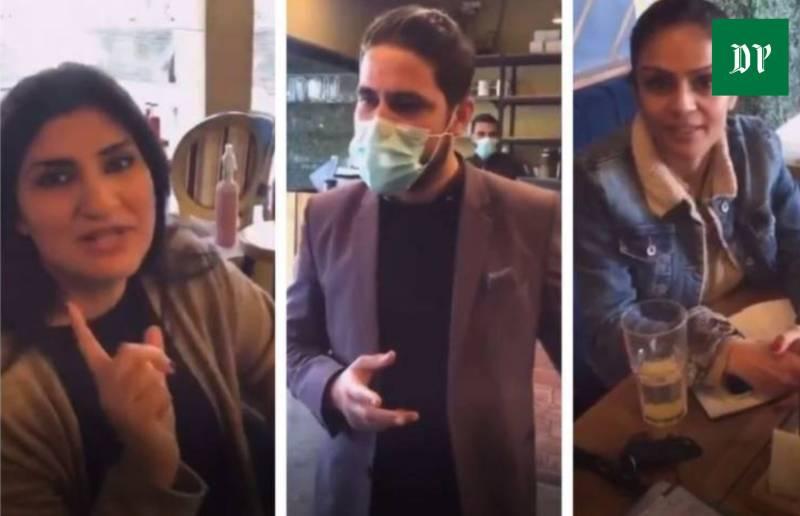 Pakistanis plan an 'Urdu Mushaira' outside Islamabad café as trolling continues