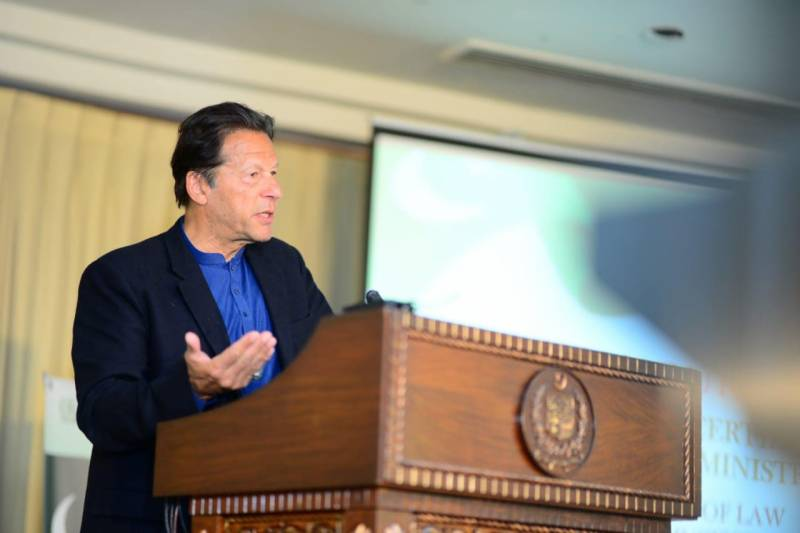 Speaking English in front of those who don't understand the language is an insult to them, says PM Imran Khan