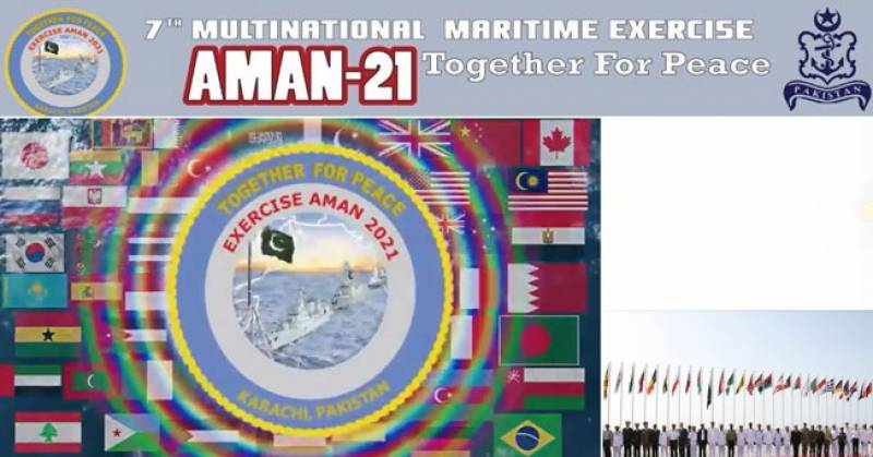 Aman-2021 – Pakistan Navy set to hold 7th Multinational Maritime Exercise next month