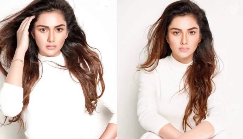 Aamir Liaquat's spouse Tuba sizzles in new photoshoot