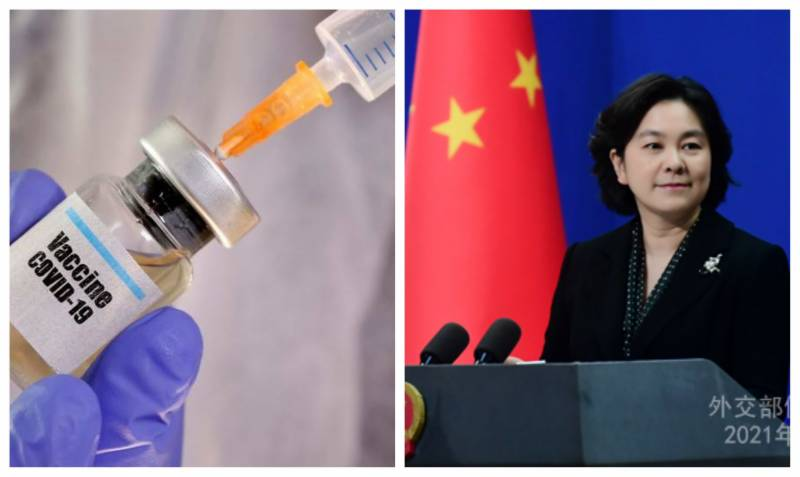 China directs pharma companies to accelerate export of Covid-19 vaccines to Pakistan