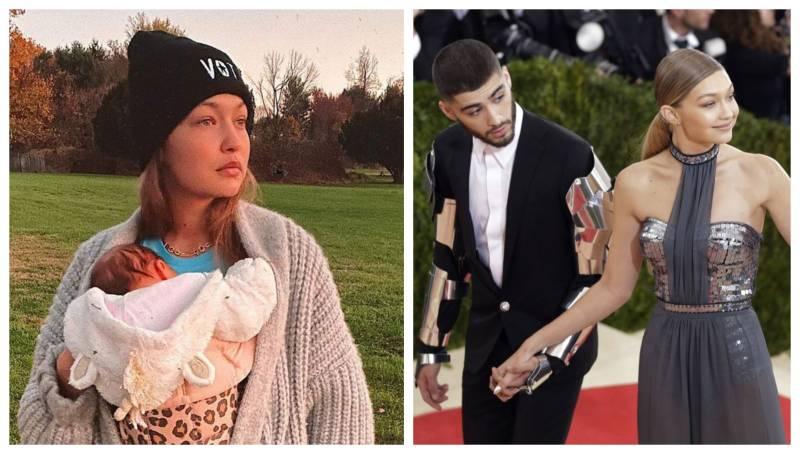 Gigi Hadid and Zayn Malik finally reveal the name of their baby girl
