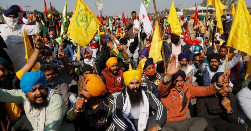 Indian farmers reject BJP-led govt's offer to suspend controversial laws