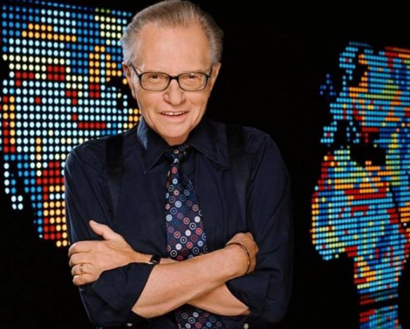 US television host Larry King dies, aged 87