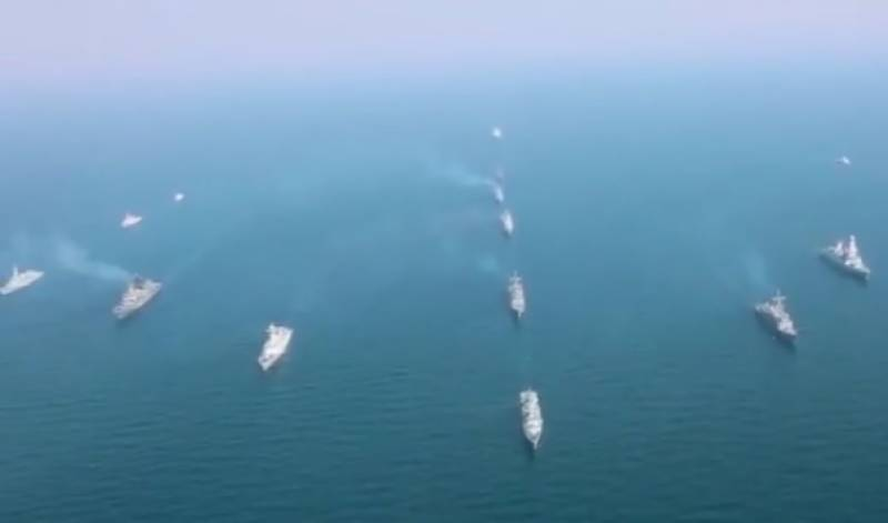 Pakistan Navy releases first promo for Aman 2021 maritime peace exercises