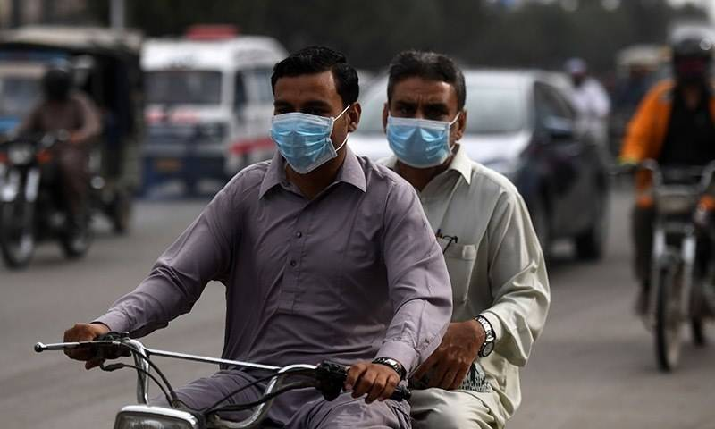 Pakistan reports 48 Covid-19 deaths, 1,594 new infections in past 24 hours