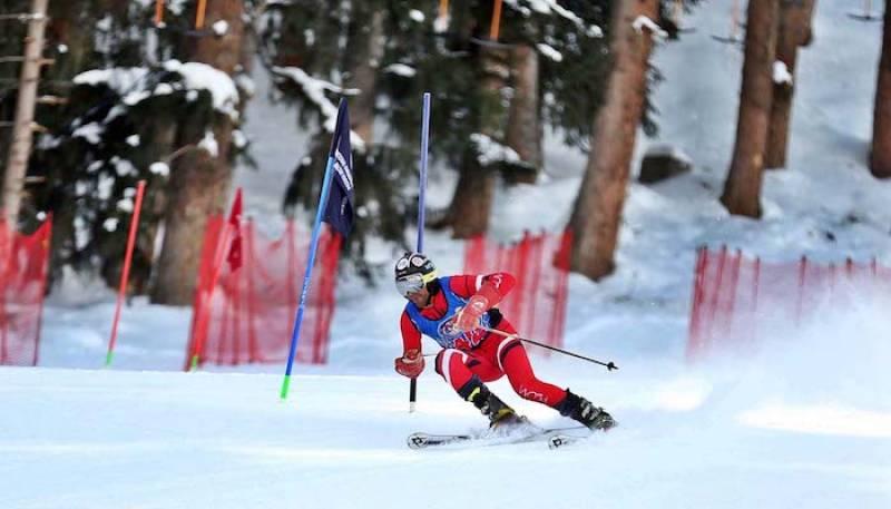 Pakistani, Afghan players dominate International Snowboarding Championship