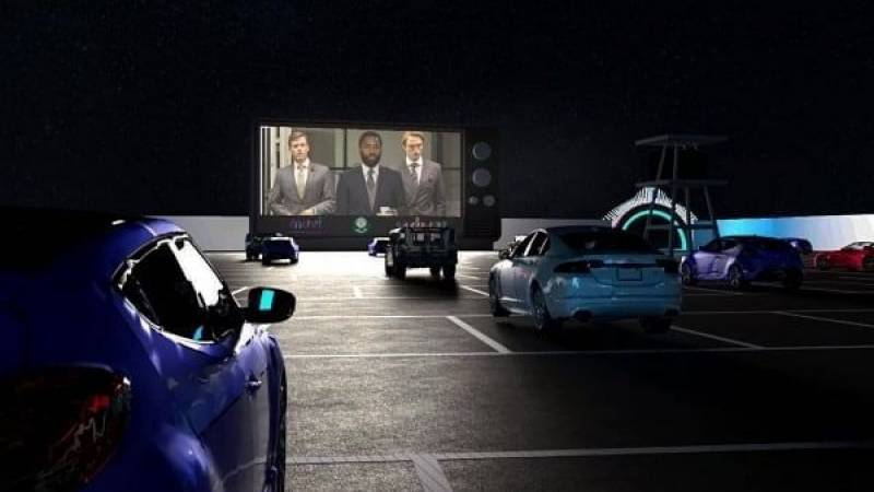 Saudi Arabia opens first drive-in cinema in Riyadh