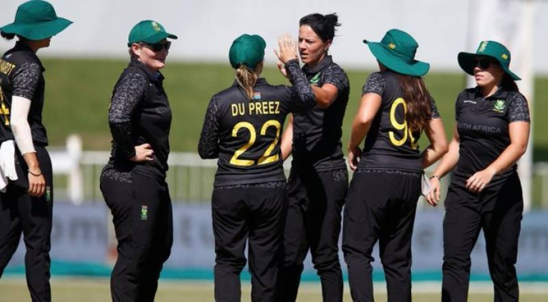 South Africa beat Pakistan by 13 runs in women's 2nd ODI