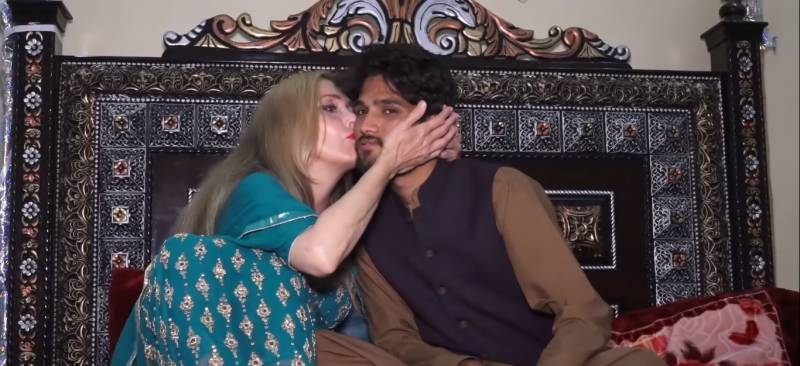 Love knows no bounds… 23-year-old Pakistani man marries 65-year-old Czech woman (DP Excusive)