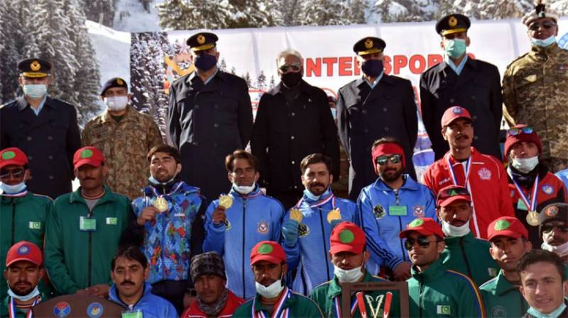 Winter Sports Festival concludes in Naltar; GB Scouts and PAF dominate skiing events
