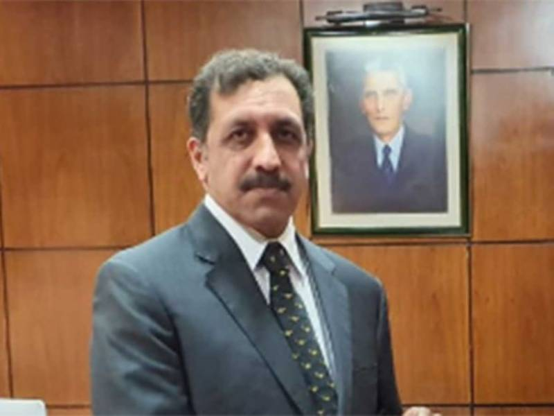 Ex-PAF officer assumes charge as Pakistan's new ambassador to UAE