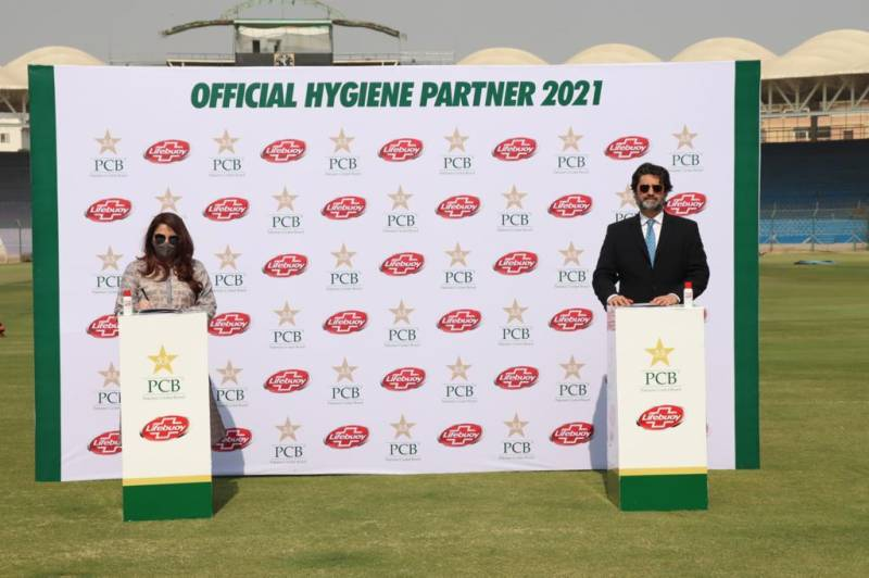 Lifebuoy Partners with PCB as Official Hygiene Partner for 2021