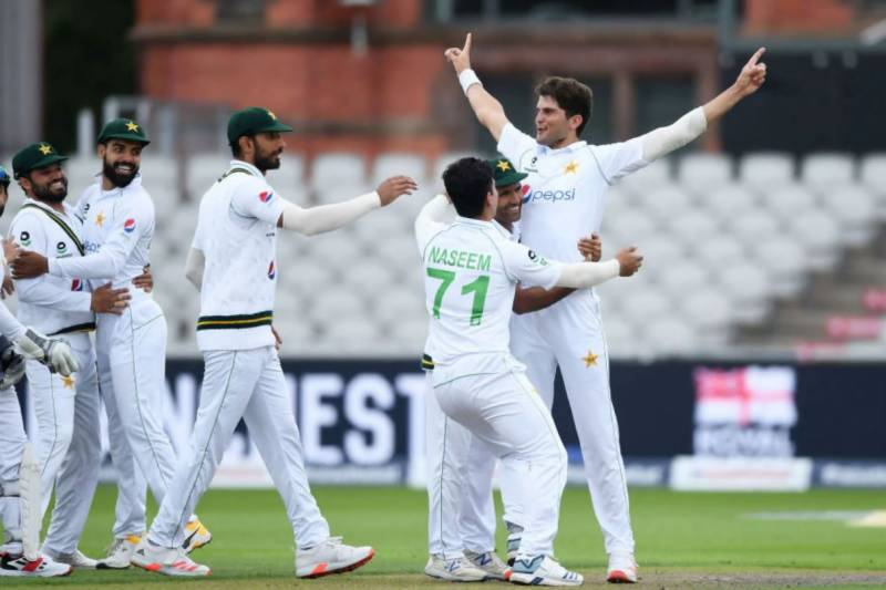 PAKvSA Test live-streamed on betting website