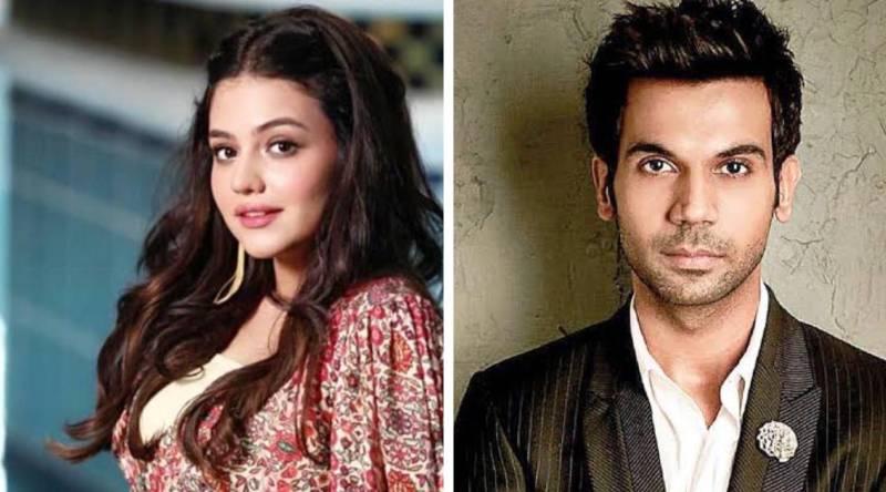 Zara Noor Abbas praises Rajkummar Rao's performance in The White Tiger
