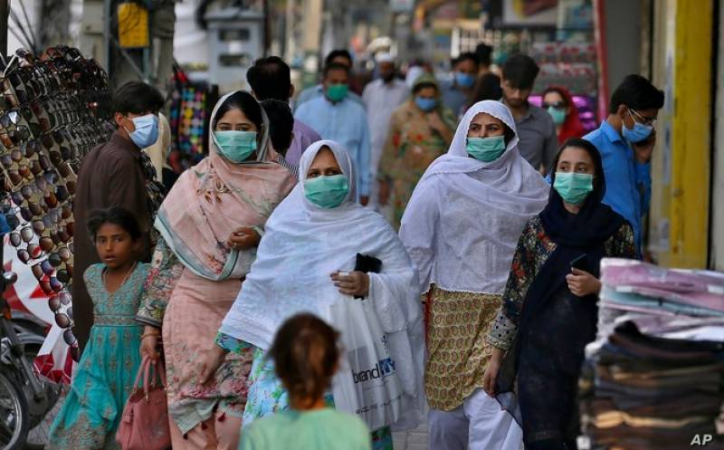 Covid-19: Pakistan reports 1,910 new infections, 64 deaths in 24 hours