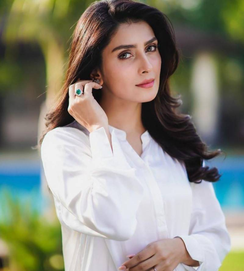 Ayeza Khan crowned as the most followed Pakistani celebrity on Instagram
