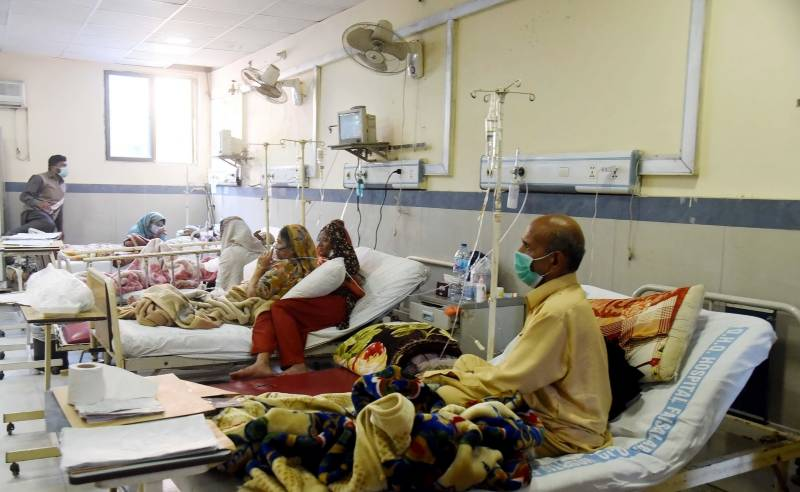 Lahore admin ordered to inspect public hospitals on daily basis