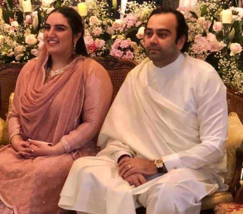 Wedding bells ring! Bakhtawar-Mahmood to tie the knot today