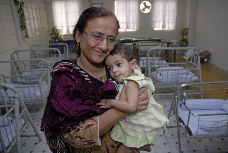 Pakistan's Bilquis Edhi declared 'Person of two Decades'