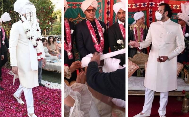In Pics: Bakhtawar Bhutto and Mahmood Chaudhry's wedding
