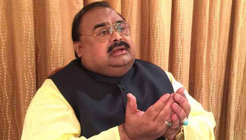 MQM founder 'suffering from COVID-19 in ICU'