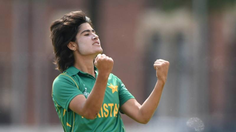 Pakistan's Diana Baig shortlisted for ICC performance of the month award