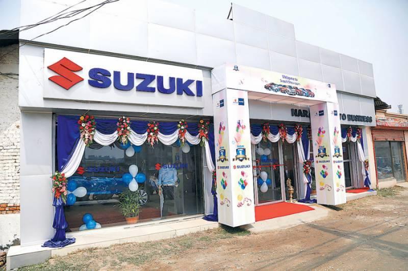 Pak Suzuki raises car prices again