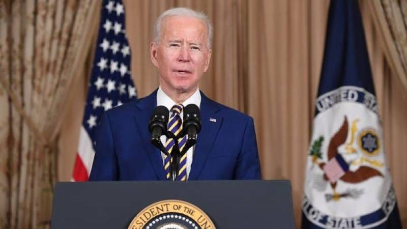 Biden sticks to defending Saudi Arabia's sovereignty... but Yemen war 'has to end'