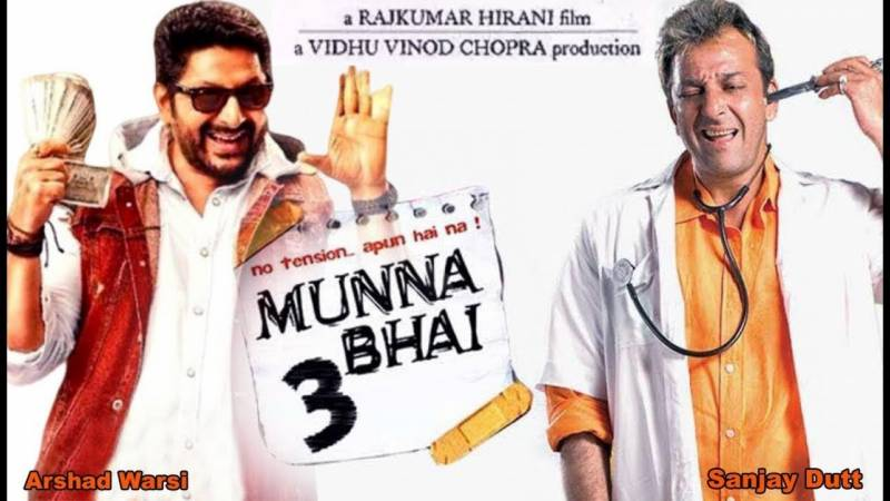 Vidhu Vinod Chopra spills the beans on Munna Bhai MBBS 3