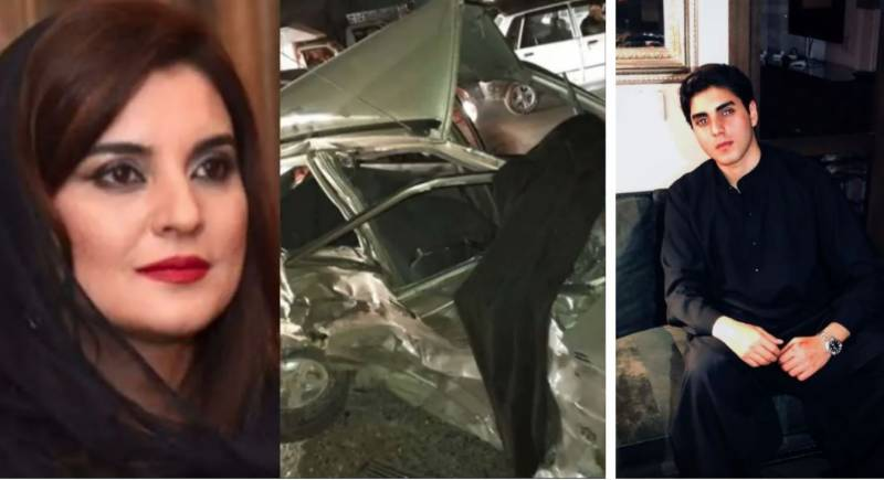 'Get your facts straight and don't judge me' – Kashmala Tariq's son breaks silence after Islamabad highway accident