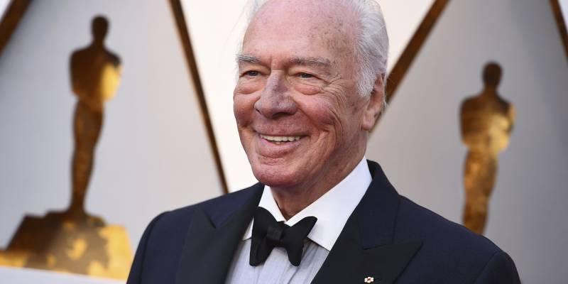 Legendary star Christopher Plummer passes away at 91