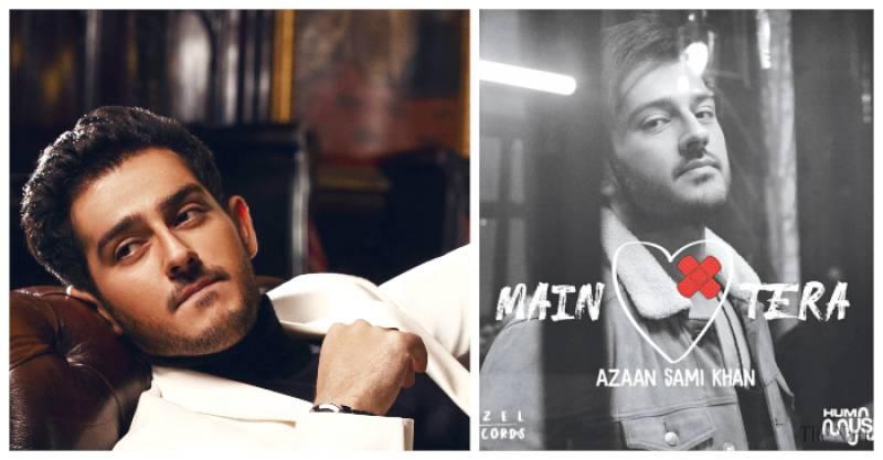 'Main Tera' – Azaan Sami Khan set to release debut album