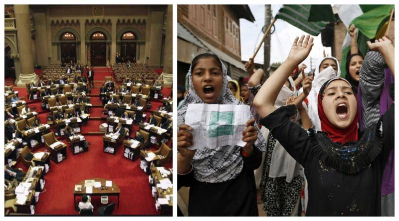 New York State Assembly passes resolution to observe Feb 5 as Kashmir American Day