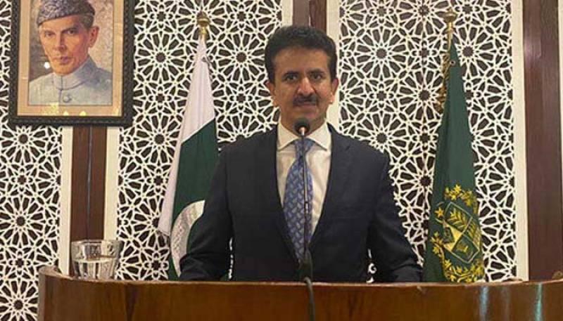 No change in Pakistan's principled position on Jammu & Kashmir dispute: FO