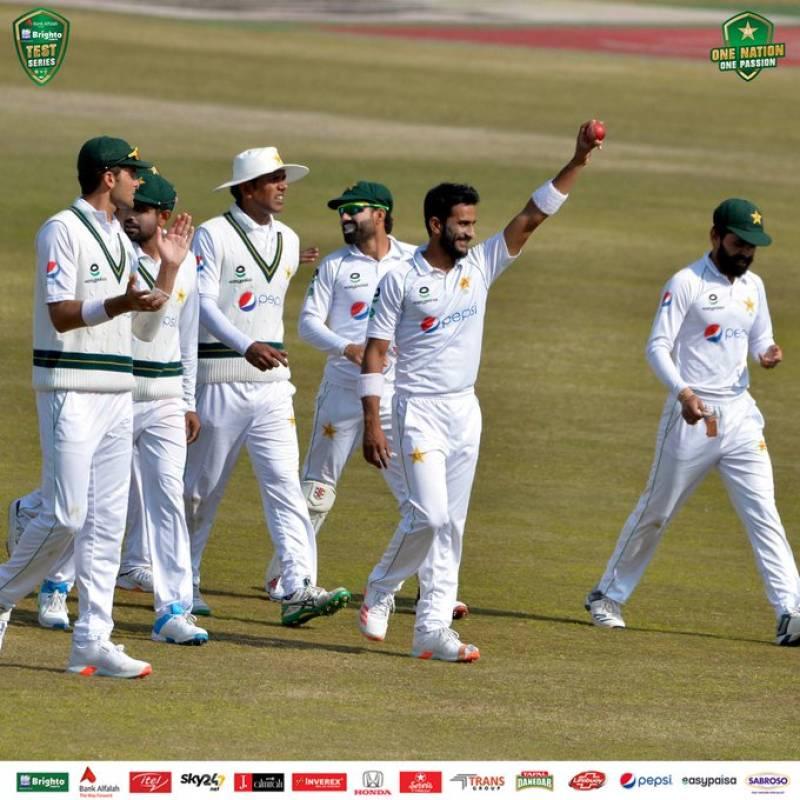 Pakistan lead by 200 runs against South Africa in Rawalpindi Test