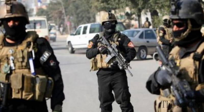 TTP militant planning attack on security officials arrested in Karachi