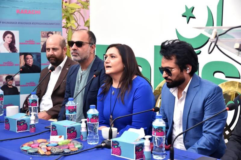 Shaan-e-Pakistan brings first phygital fashion summit 2021