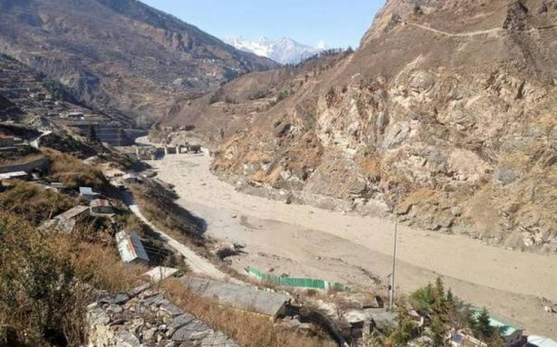 150 feared dead in India as Himalayan glacier bursts, washes away dam