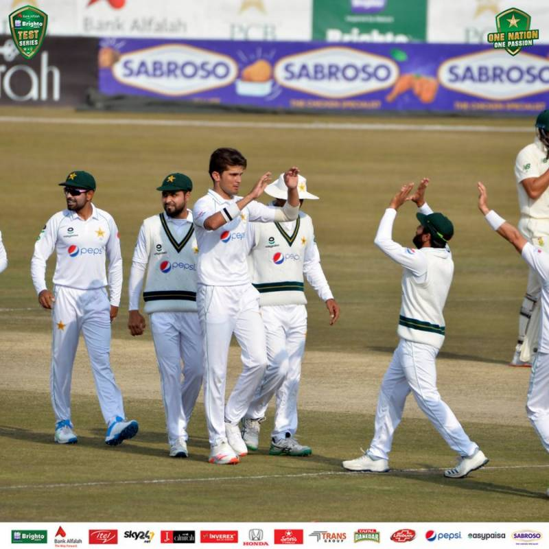 South Africa need 243 runs, Pakistan nine wickets to win Rawalpindi Test
